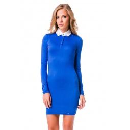 фото Платье Mondigo 8524. Цвет: синий. Размер одежды: 44