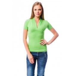 фото Футболка Mondigo 7046. Цвет: салатовый. Размер одежды: 46