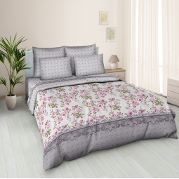 фото Комплект постельного белья Jardin «Антуанетта 2». 2-спальный