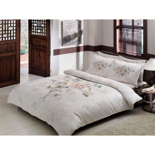 фото Комплект постельного белья Tac Cardea. 1,5-спальный