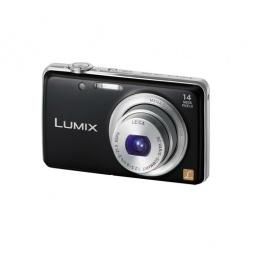 фото Фотокамера цифровая Panasonic Lumix DMC-FS40. Цвет: черный
