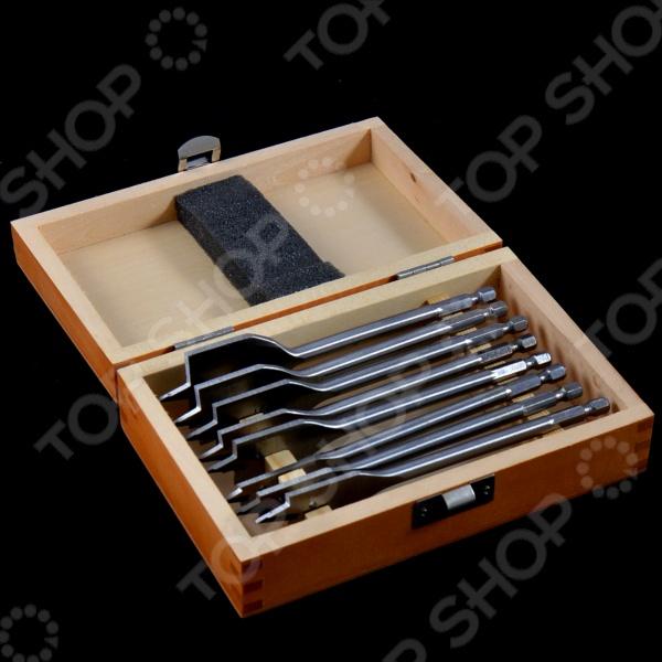 Набор винтовых сверл Herz HZ-B008SP набор инструментов herz 11 предметов hz 482
