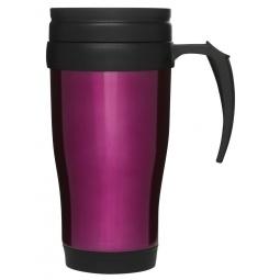 фото Термокружка автомобильная Sagaform Car Mug. Цвет: розовый