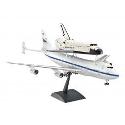 Купить Сборная модель с шаттлом Revell Boeing 747 SCA & Space Shuttle
