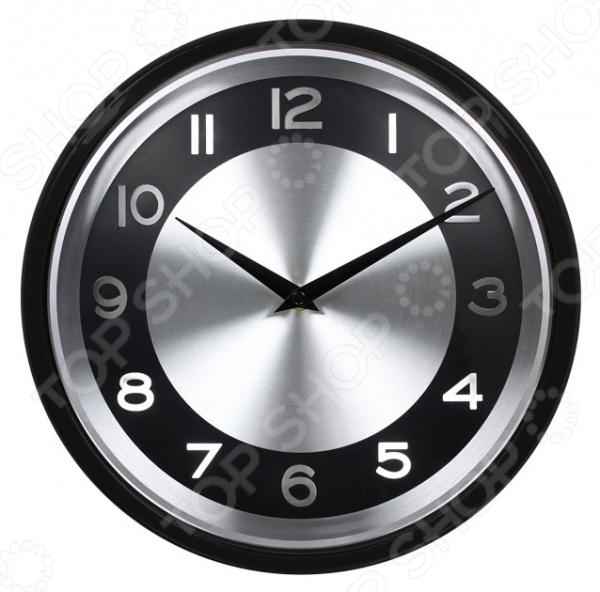 Часы настенные Бюрократ WALLC-R24P батарейка для часов в алматы