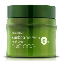 фото Крем для лица TONY MOLY Pure Eco Bamboo