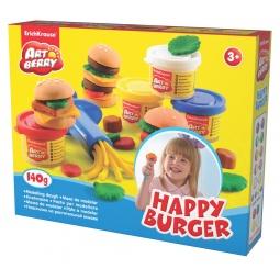 фото Пластилин на растительной основе Erich Krause Happy Burger