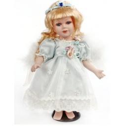 фото Кукла декоративная Shantou Gepai «Ангел со светлыми волосами»