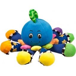 фото Мягкая игрушка развивающая Жирафики «Осьминог»