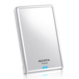фото Внешний жесткий диск A-DATA HV620 1Tb. Цвет: белый