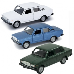 Купить Модель автомобиля 1:34-39 Welly LADA 2107. В ассортименте