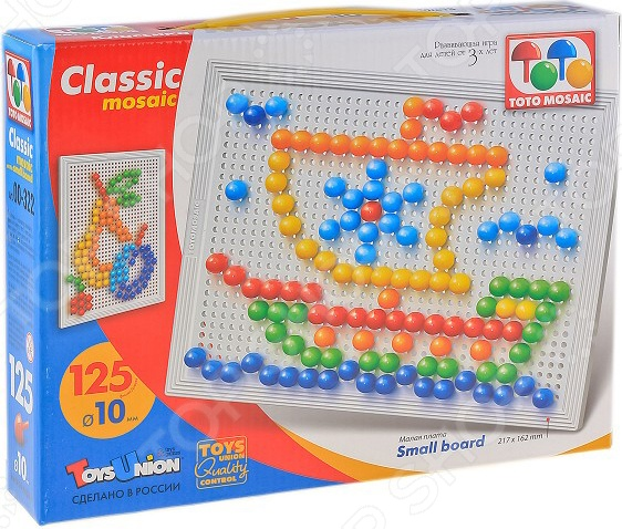 Мозаика Toys Union «Путешествие»