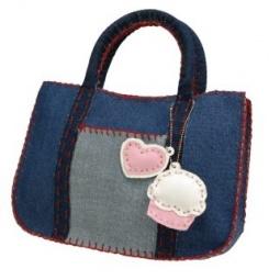 фото Набор для детского творчества Color Puppy «Шьем сумочку. Городской стиль»