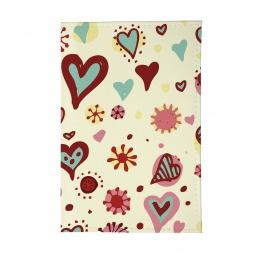 фото Обложка для паспорта Mitya Veselkov «Цветные сердечки»