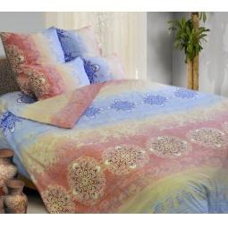 фото Комплект постельного белья Сова и Жаворонок «Монако» 19083. Семейный. Размер наволочки: 50х70 см — 2 шт