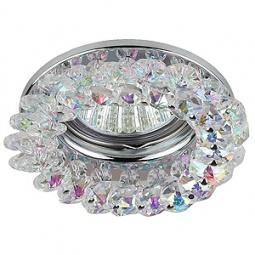 Купить Светильник встраиваемый потолочный Эра DK16 CH/PR