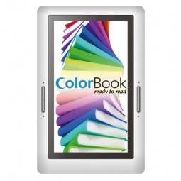 фото Книга электронная Effire Color Book TR703. Цвет: белый