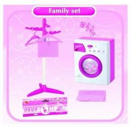 Купить Стиральная машина игрушечная Family set 1707228
