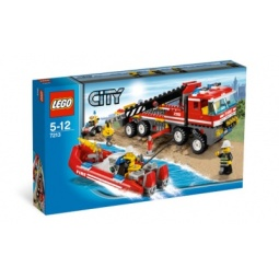 фото Конструктор LEGO Внедорожник и спасательный плот