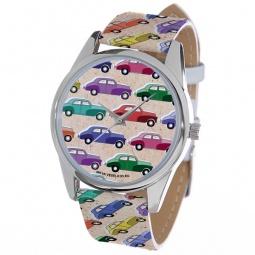 фото Часы наручные Mitya Veselkov «Цветные машинки» ART