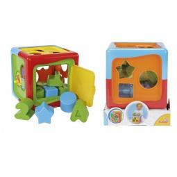 Купить Игрушка-сортер развивающая Simba «Куб»