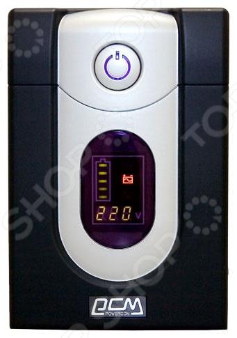 Источник бесперебойного питания Powercom IMD-1025AP источник бесперебойного питания powercom imd 525ap