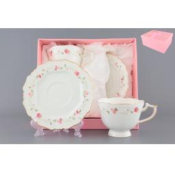 Купить Чайная пара Elan Gallery «Нежные розы»