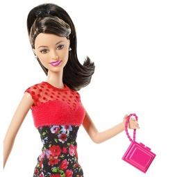 фото Кукла Mattel CFG15 «Барби в красном платье»