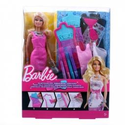 фото Набор игровой для девочек Mattel Модная дизайн-студия. Создай свое платье