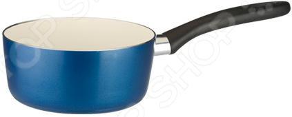 Ковш Tescoma ecoPrestoКовши<br>Ковш Tescoma ecoPresto, в котором можно готовить тушеные блюда, жаркое, гуляш, рагу и прочие вкусности. Ковш имеет удобную ручку из бакелита. Оснащена керамическим антипригарным покрытием, за счёт чего является экологически чистым, обладает повышенной прочностью и обеспечивает максимальный антипригарный эффект. Внешнее покрытие устойчиво к воздействию высоких температур. Подходит для приготовления на газовых, электрических и керамических плитах.<br>