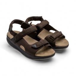 Купить Сандалии дышащие мужские Walkmaxx Pure 2.0. Цвет: коричневый