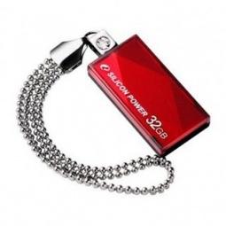 фото Флешка Silicon Power Touch 810 32Gb. Цвет: красный
