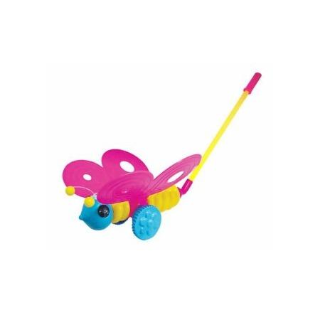 Купить Каталка для малыша Плэйдорадо «Бабочка» 25019