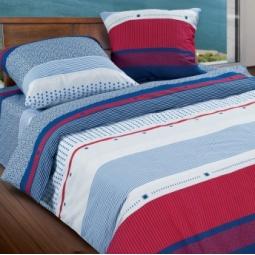 фото Комплект постельного белья Комфорт «Бриз». 2-спальный