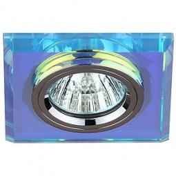 Купить Светильник светодиодный встраиваемый Эра DK8 CH/PR