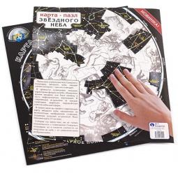 фото Пазл-карта АГТ-Геоцентр «Карта звездного неба»