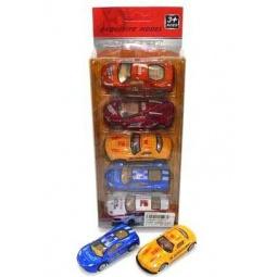 фото Набор машинок игрушечных Shantou Gepai 2026-2
