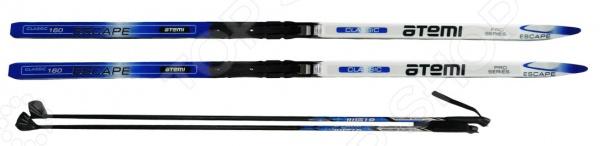 фото Комплект лыжный Atemi Escape 2014 STEP NNN, купить, цена