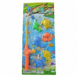 Купить Рыбалка магнитная Shantou Gepai SFY-6101. В ассортименте