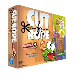 фото Настольная игра Hasbro Собери 4 Cut the rope