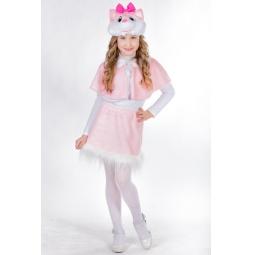 фото Костюм карнавальный для девочки Карнавалия «Кошечка»
