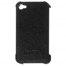 фото Чехол кожаный для iPhone 4/4s Yoobao Fashion