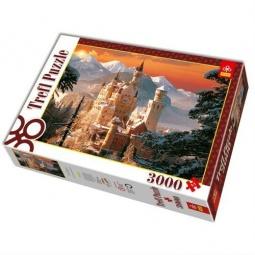 Купить Пазл 3000 элементов Trefl «Зимний дворец Нойшванштайн»