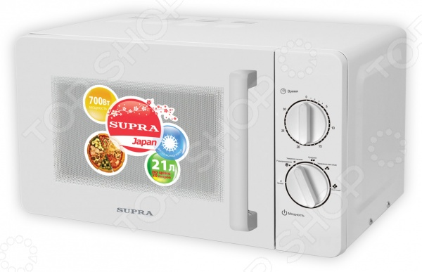Микроволновая печь Supra MWS-2103MW
