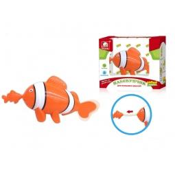 фото Игрушка для купания S+S TOYS «Рыбка»