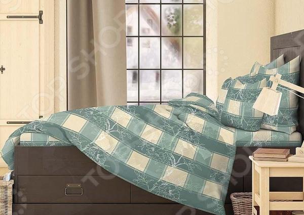 Комплект постельного белья Волшебная ночь «Хельга». СемейныйСемейные<br>Комплект постельного белья Волшебная ночь Хельга это незаменимый элемент вашей спальни. Человек треть своей жизни проводит в постели, и от ощущений, которые вы испытываете при прикосновении к простыням или наволочкам, многое зависит. Чтобы сон всегда был комфортным, а пробуждение приятным, мы предлагаем вам этот комплект постельного белья. Красивое оформление и высокое качество комплекта гарантируют, что атмосфера вашей спальни наполнится теплотой и уютом, а вы испытаете множество сладких мгновений спокойного сна. В качестве сырья для изготовления этого изделия использованы нити хлопка. Натуральное хлопковое волокно известно своей прочностью и легкостью в уходе. Волокна хлопка состоят из целлюлозы, которая отлично впитывает влагу. Хлопок дышит и согревает лучше, чем шелк и лен. Не забудем, что хлопок несъедобен для моли и не деформируется при стирке. Комплект постельного белья Волшебная ночь выполнен из ткани сатин-роял. Полотно имеет гладкую и шелковистую лицевую поверхность, не уступающую по качеству шелку. При этом ткань не только мягкая и приятная на ощупь, но и довольно плотная. Данный тип ткани сохраняет свою прочность и привлекательный вид даже после многочисленных стирок. Главное, соблюдать рекомендации по уходу от производителя. Необходимо стирать при температуре, указанной на ярлычке, с использованием порошка для цветного белья. Не следует прибегать к применению хлорсодержащих средств и отбеливателей. Желательно выворачивать белье наизнанку перед стиркой.<br>