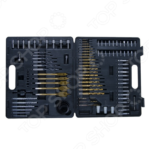 Набор сверл и бит Brigadier 39302, 101 шт. 1 5 1 2 phillips 0 8 torx screwdrivers repair tool kit for iphone samsung silver blue