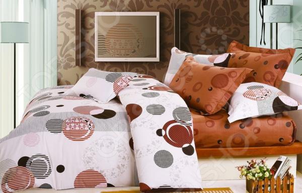 Комплект постельного белья BegAl ВТ002-А80012. 2-спальный2-спальные<br>Комплект постельного белья BegAl ВТ002-А80012 это удобное постельное белье, которое подойдет для ежедневного использования. Чтобы ваш сон всегда был приятным, а пробуждение легким, необходимо подобрать то постельное белье, которое будет соответствовать всем вашим пожеланиям. Приятный цвет, нежный принт и высокое качество ткани обеспечат вам крепкий и спокойный сон. Ткань поплин, из которого сшит комплект отличается следующими качествами:  достаточно мягка и приятна на ощупь, не имеет склонности к скатыванию, линянию, протиранию, обладает повышенной гигроскопичностью, практически не мнется, не растягивается, не садится, не выгорает, гипоаллергенна, хорошо отстирывается и не теряет при этом своих насыщенных цветов;  современная фотопечать прекрасно передаёт цвет и мельчайшие детали изображения;  за счёт специального переплетения волокон ткань устойчива к механическим воздействиям. Ткань устойчива к механическим воздействиям. Перед первым применением комплект постельного белья рекомендуется постирать. Перед стиркой выверните наизнанку наволочки и пододеяльник. Для сохранения цвета не используйте порошки, которые содержат отбеливатель. Рекомендуемая температура стирки: 40 С и ниже без использования кондиционера или смягчителя воды.<br>