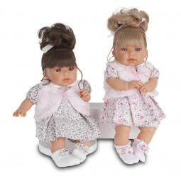 Купить Кукла интерактивная Munecas Antonio Juan «Лучия»