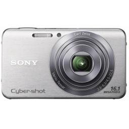 фото Фотокамера цифровая SONY Cyber-shot DSC-W630. Цвет: серебристый
